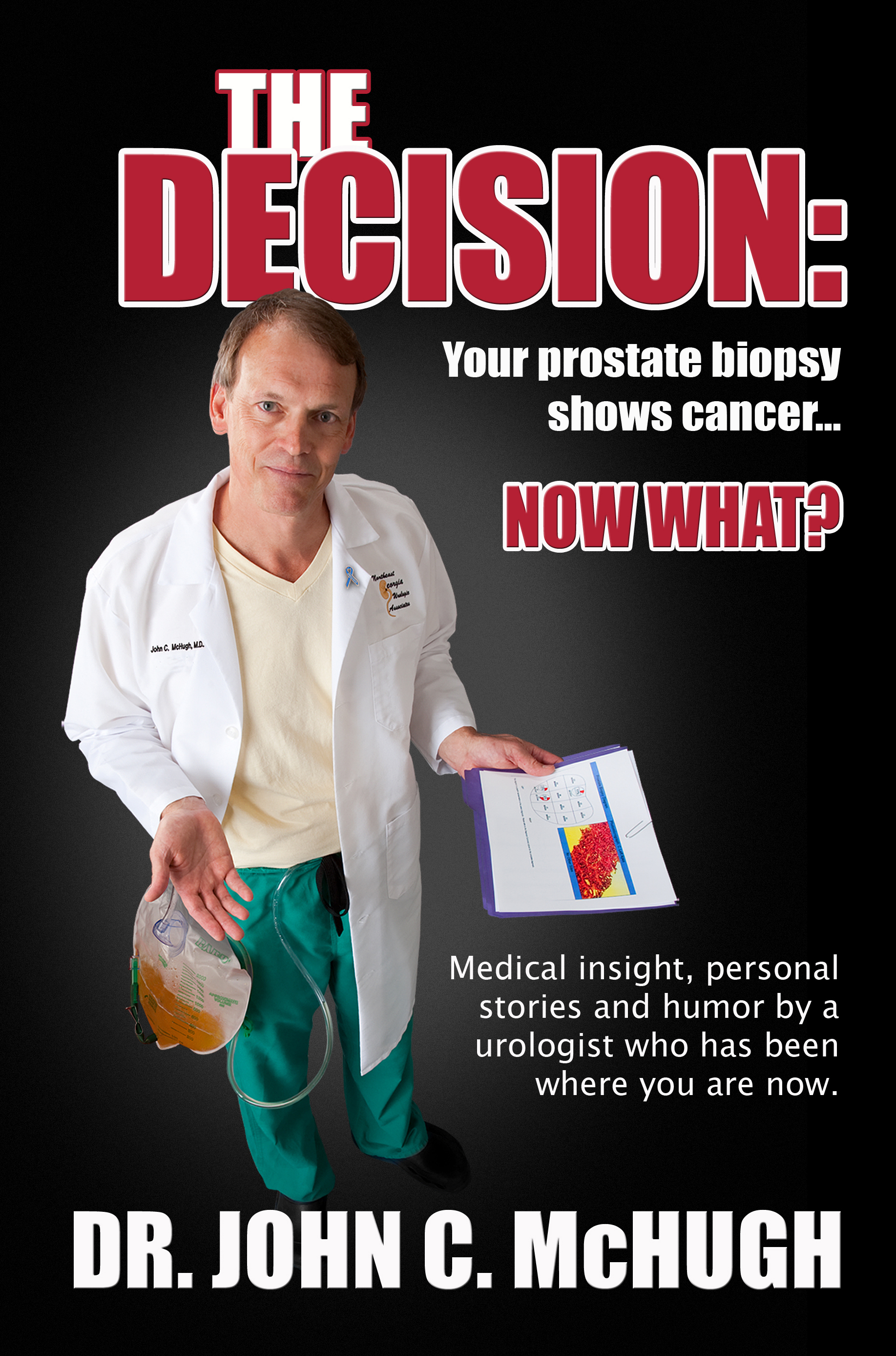 Urologist with his own disease-His loss (the prostate) is your gain.