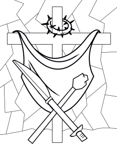 Crucifix,Crown,Sword,Sponge (1)
